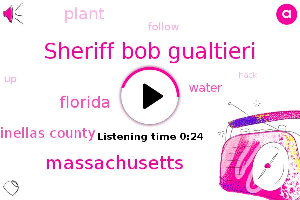 Massachusetts,Florida,Sheriff Bob Gualtieri,Pinellas County