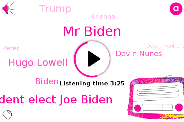 Listen: Biden Admonishes Trump Administration Over 'Obstruction': How Serious Is It?