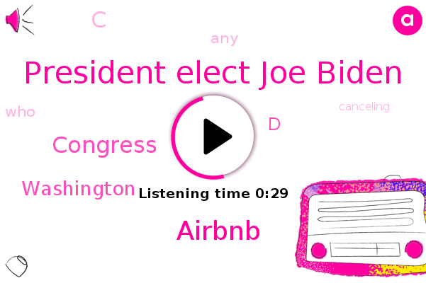Listen: Airbnb canceling and blocking DC reservations during inauguration week