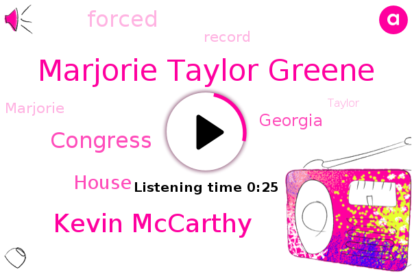 Listen: House to vote to remove Marjorie Taylor Greene from committees