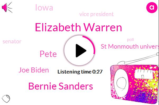 Listen: Pete Buttigieg shoots to the top of the 2020 field in Iowa poll