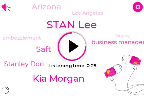 Listen: Stan Lee's ex-manager arrested for elder abuse