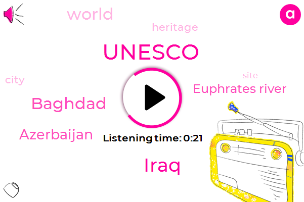 Iraq,Azerbaijan,Baghdad,Euphrates River,Unesco