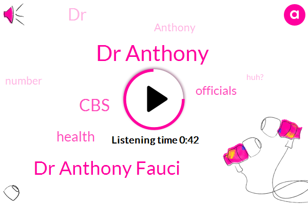 Dr Anthony,Dr Anthony Fauci,CBS