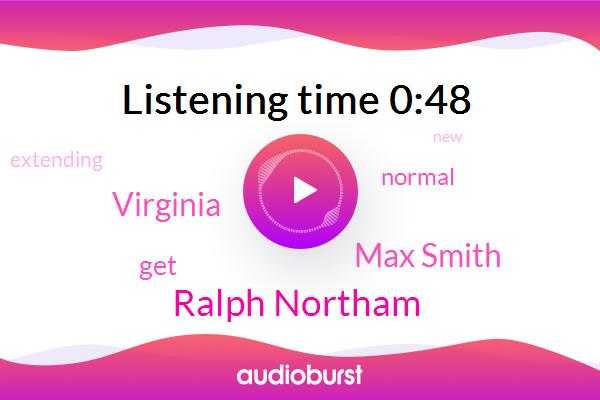 Virginia,Ralph Northam,Max Smith