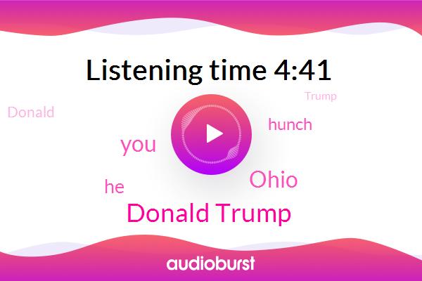 Donald Trump,Ohio