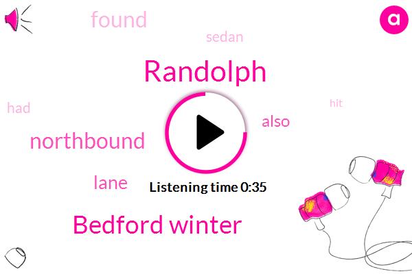 Randolph,Bedford Winter