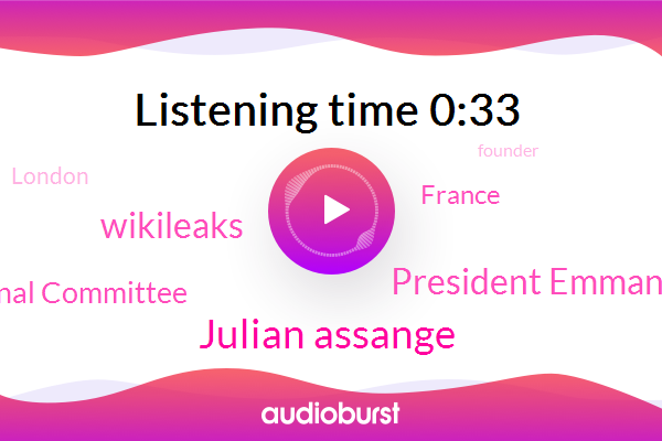 Listen: Defense lawyers say they will seek French asylum for Assange