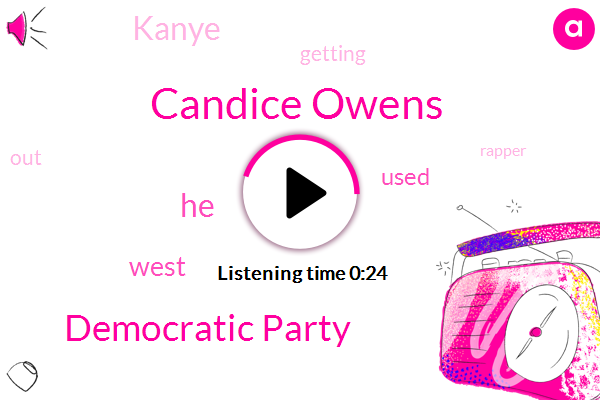 Candice Owens,Democratic Party