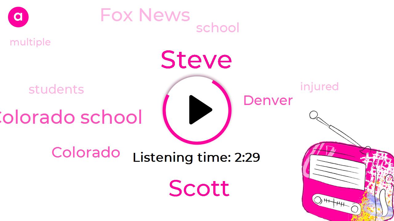 Listen to Colorado School, Colorado And Denver discussed on