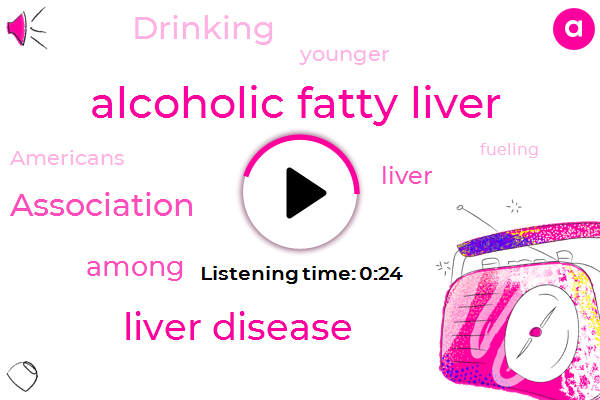 Listen: Advanced alcohol-related liver disease on rise in US, study finds