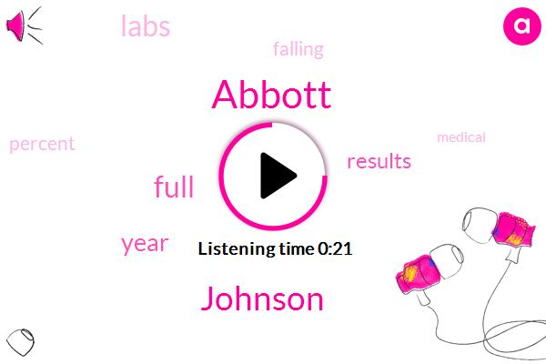 Listen: Abbott Labs trims profit forecast after revenue miss