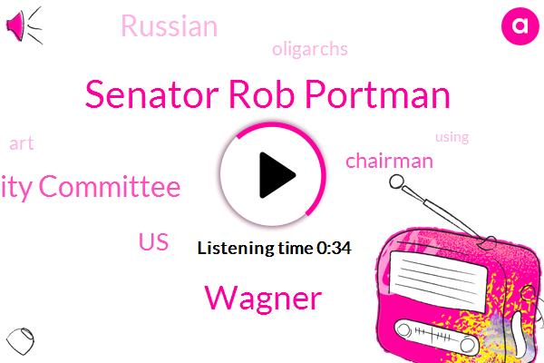 United States,Senate Homeland Security Committee,Senator Rob Portman,Chairman,Wagner