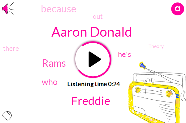 Aaron Donald,Rams,Freddie