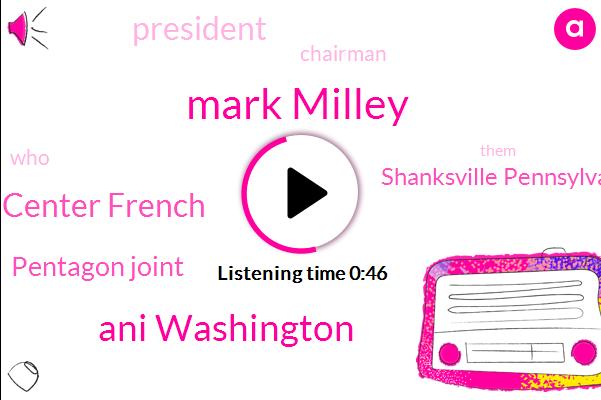 World Trade Center French,Shanksville Pennsylvania,President Trump,Pentagon Joint,Chairman,Mark Milley,Ani Washington