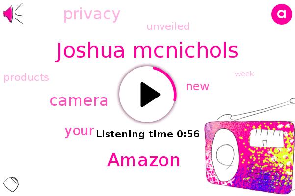 Amazon,Joshua Mcnichols