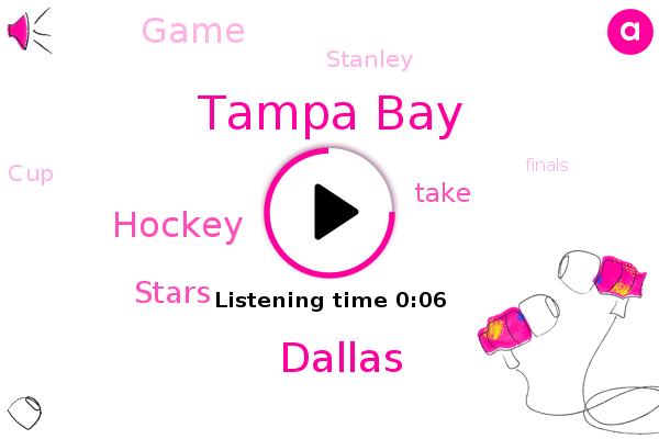 Tampa Bay,Dallas,Hockey