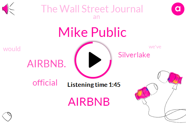 Airbnb,The Wall Street Journal,Mike Public,Silverlake,Official,Airbnb.