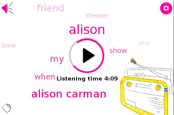 Alison Carman,Alison