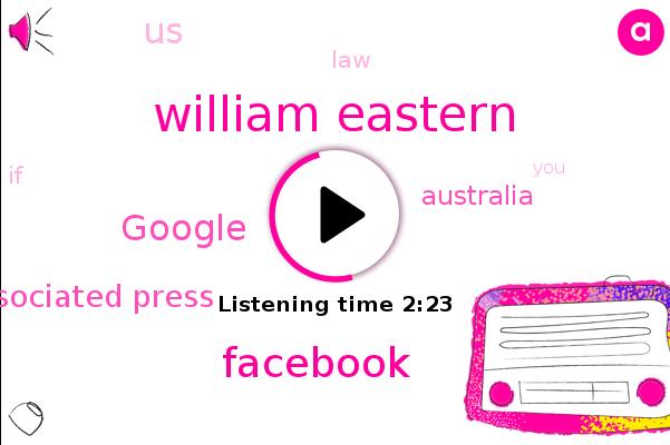 Listen: Facebook Calls Australia's Bluff