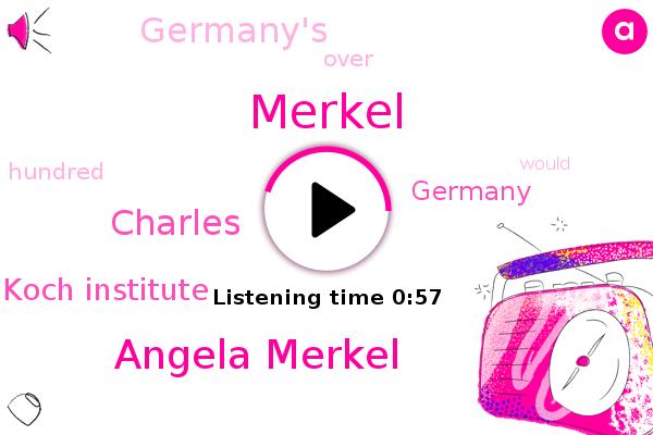 Germany,Angela Merkel,Merkel,Robert Koch Institute,Charles