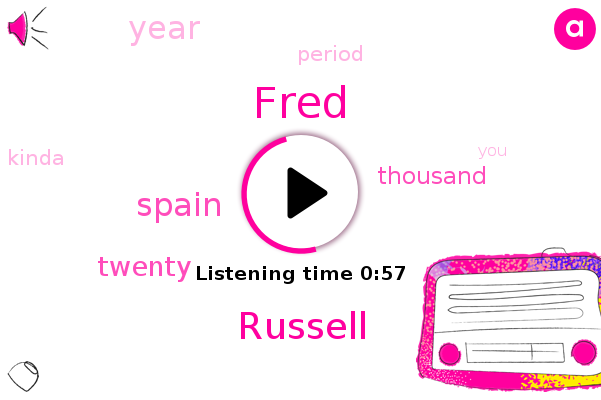 Spain,Fred,Russell