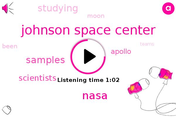 Johnson Space Center,Nasa