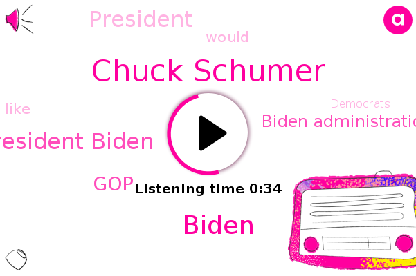 Listen: Chuck Schumer: 'We are not going to dilute, dither or delay' on COVID stimulus