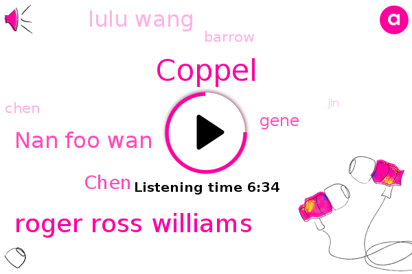 Coppel,Roger Ross Williams,Oscars Documentary Award,Nan Foo Wan,Wuhan,Chen,China,Gene,Lulu Wang,Toronto,Barrow,JIN,United States,Canada,John,Montreal,Cook,New Jersey