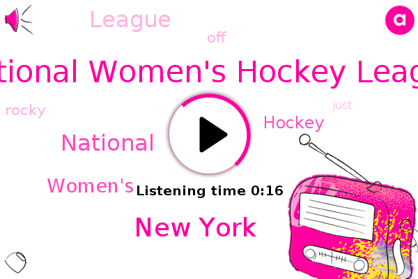 National Women's Hockey League,New York