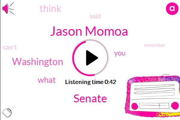 Jason Momoa,Senate,Washington
