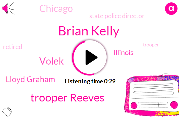 Brian Kelly,Trooper Reeves,Volek,Lloyd Graham,Illinois,Chicago,State Police Director