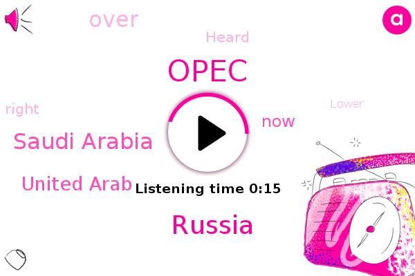 Opec,Russia,Saudi Arabia,United Arab