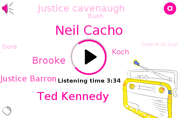 Federal Us Supreme Court,State Supreme Court,Supreme Court,Wisconsin,Spring Court,Neil Cacho,Ted Kennedy,Pennsylvania.,Brooke,Justice Barron,Koch,New York Times,Obama Administration,America,Spotify,Apple,Justice Cavenaugh,Bush,Gore