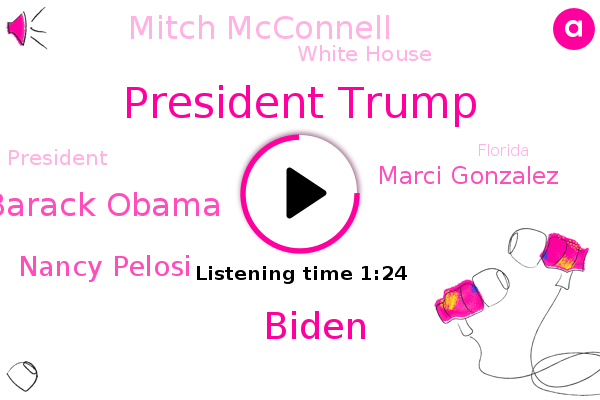 President Trump,ABC,Biden,Washington,Barack Obama,Nancy Pelosi,Marci Gonzalez,Mitch Mcconnell,White House,Beat Cove,VP,Florida