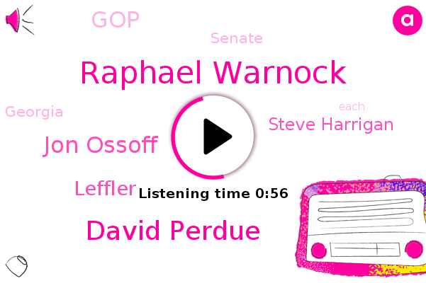 Raphael Warnock,David Perdue,Jon Ossoff,Georgia,Leffler,GOP,Senate,Steve Harrigan,FOX