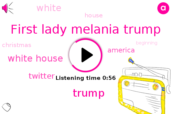 White House,First Lady Melania Trump,Donald Trump,America,Twitter
