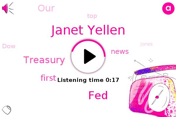 Janet Yellen,FED,Treasury