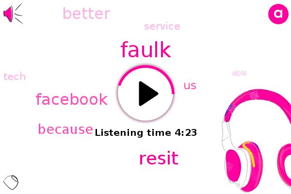Faulk,Facebook,Resit