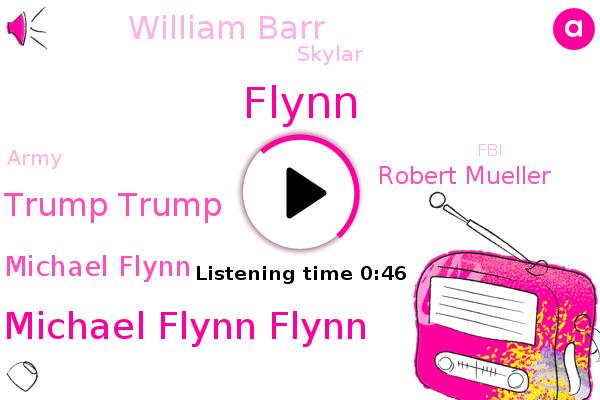 Listen: Trump Announced Pardon for Michael Flynn in Thanksgiving Eve Tweet
