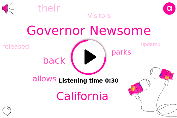 California,Governor Newsome