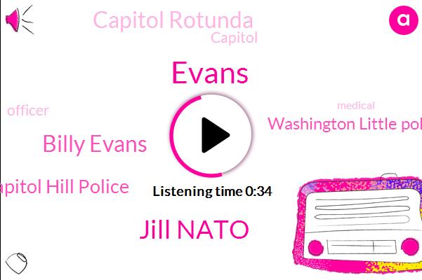 Capitol Hill Police,Jill Nato,Washington Little Police,Billy Evans,Evans,Capitol Rotunda