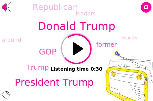 Donald Trump,President Trump,GOP