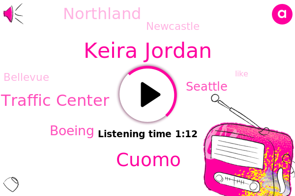 Keira Jordan,Dubin Law Group Traffic Center,Boeing,Seattle,Northland,Newcastle,Bellevue,Cuomo