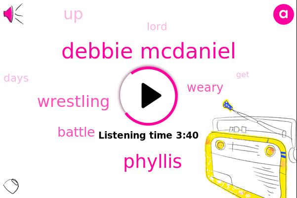 Debbie Mcdaniel,Wrestling,Phyllis