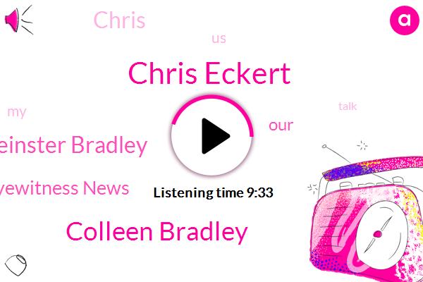 Chris Eckert,Eyewitness News,Colleen Bradley,Leinster Bradley