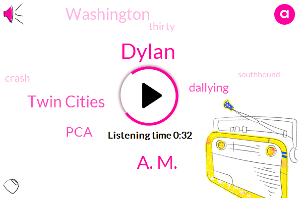 Dylan,Twin Cities,PCA,Dallying,Washington,A. M.