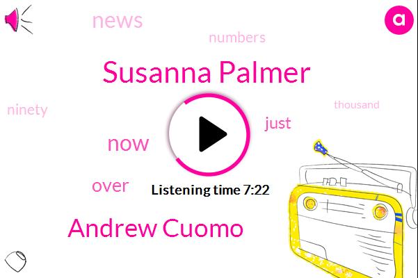 Susanna Palmer,Andrew Cuomo,Bloomberg