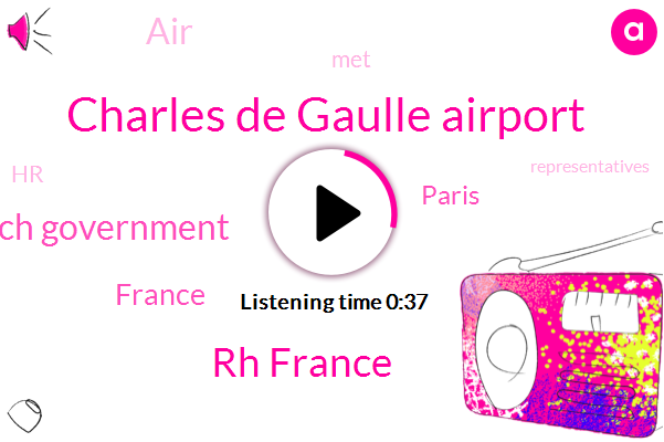 Listen: Virus-hammered Air France discussing thousands of job cuts