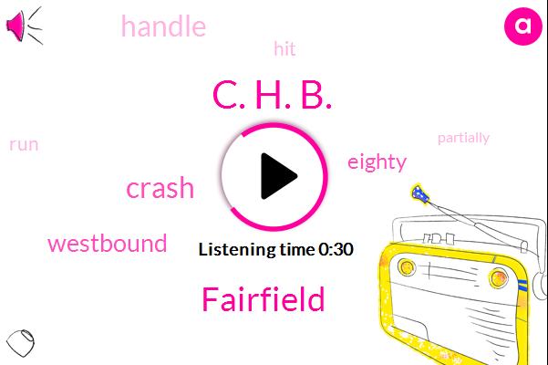 C. H. B.,Fairfield